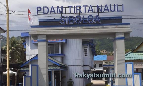 PDAM Tirtanauli Sibolga. Foto: Rakyatsumut.com/ Mirwan Tanjung