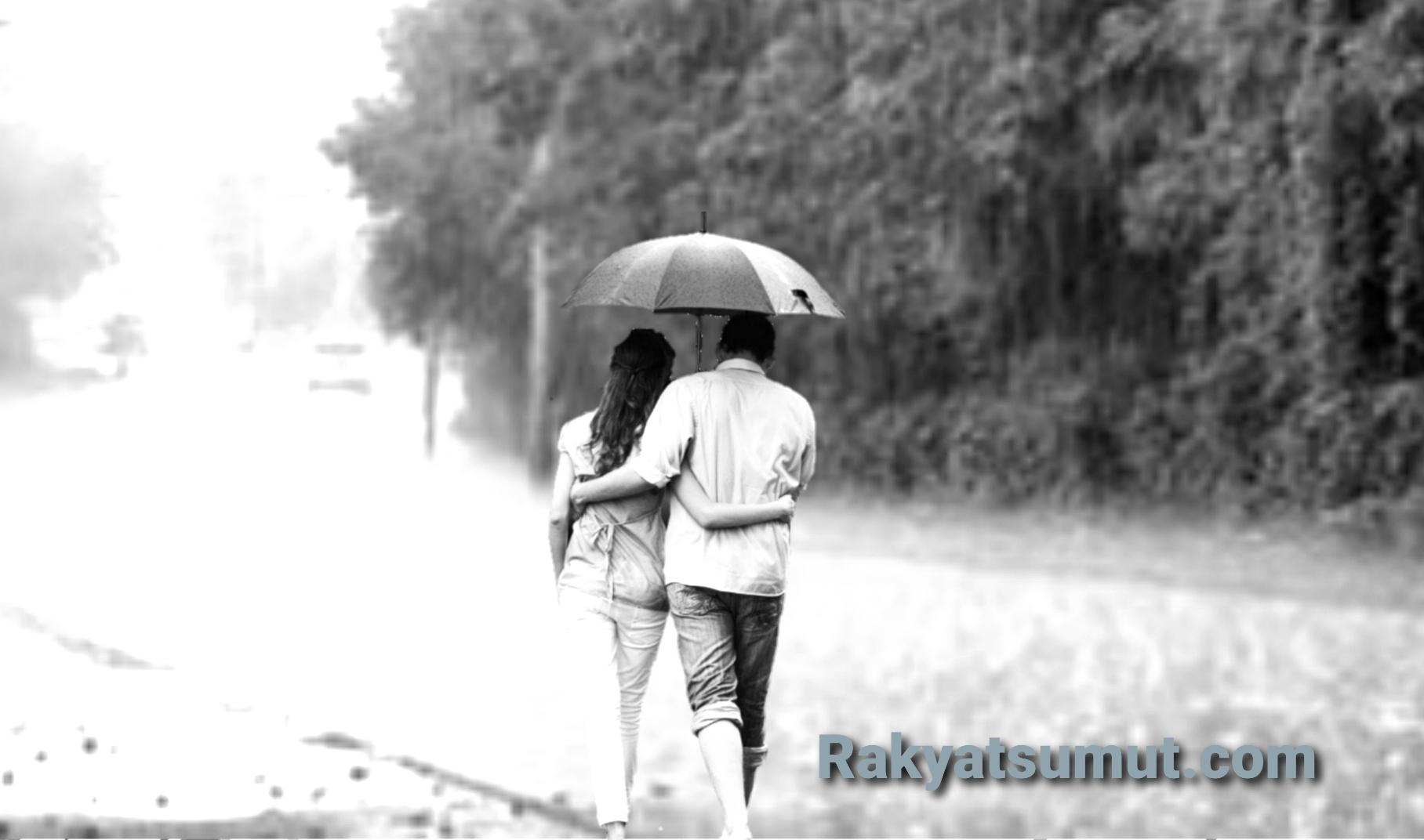 Ilustrasi hujan deras. Foto: Rakyatsumut.com