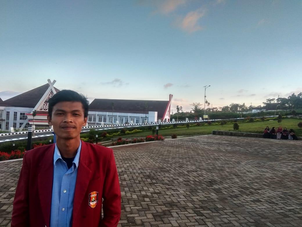 Muhammad Agus Salim, Sekretaris Bidang Hikmah PC. IMM Sibolga Tapanuli Tengah