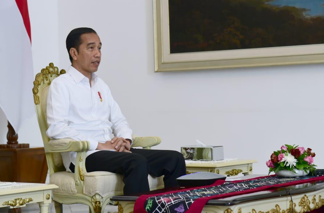 Presiden Joko Widodo. Foto: Foto: Biro Pers Sekretariat Presiden/ Muchlis Jr