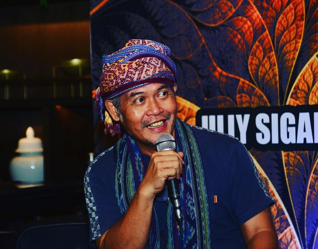 Ketua Umum DPP IWO, Jodi Yudono