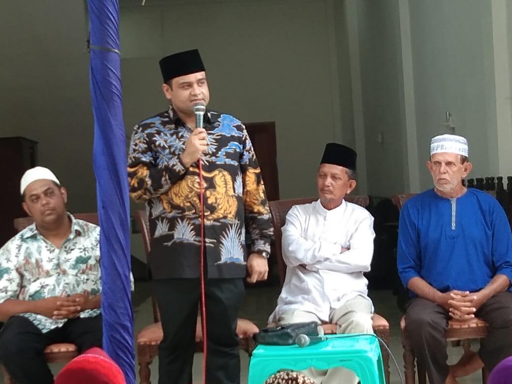 Bakal calon Bupati Simalungun, Huhajidin Nur Hasim. Foto: Istimewa