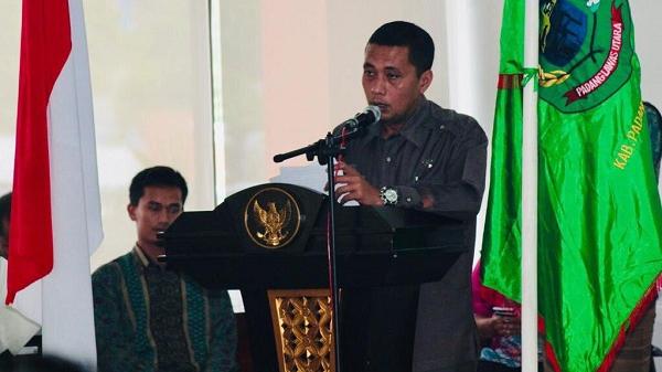 Bupati Paluta, Andar Amin Harahap. Foto : Istimewa.
