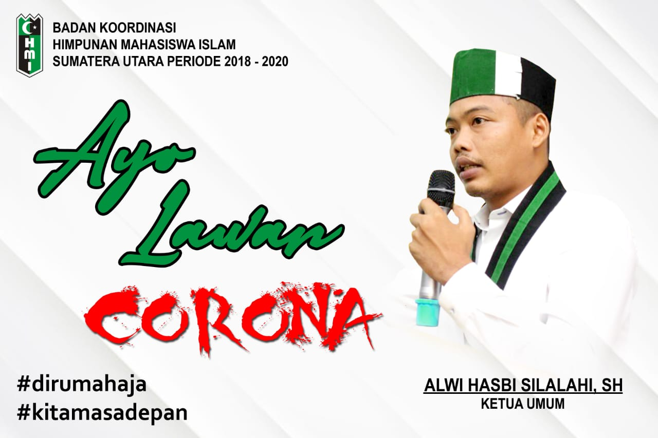 Ketua Badko HMI Sumut, M. Alwi Hasbi Silalahi. Foto: Istimewa