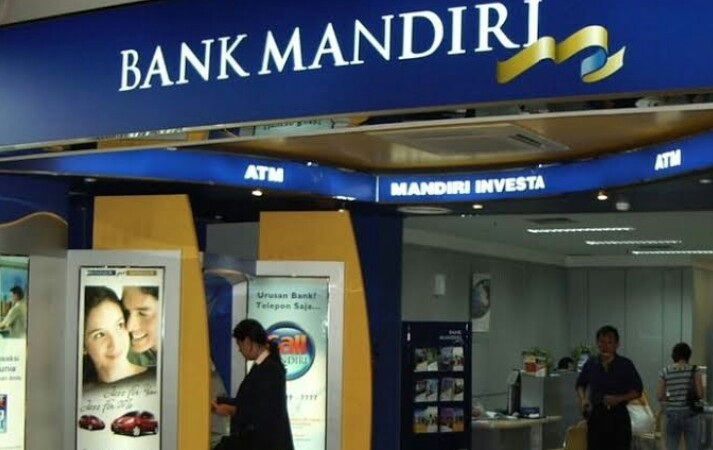 Ilustrasi bank Mandiri. Foto: Media Indonesia