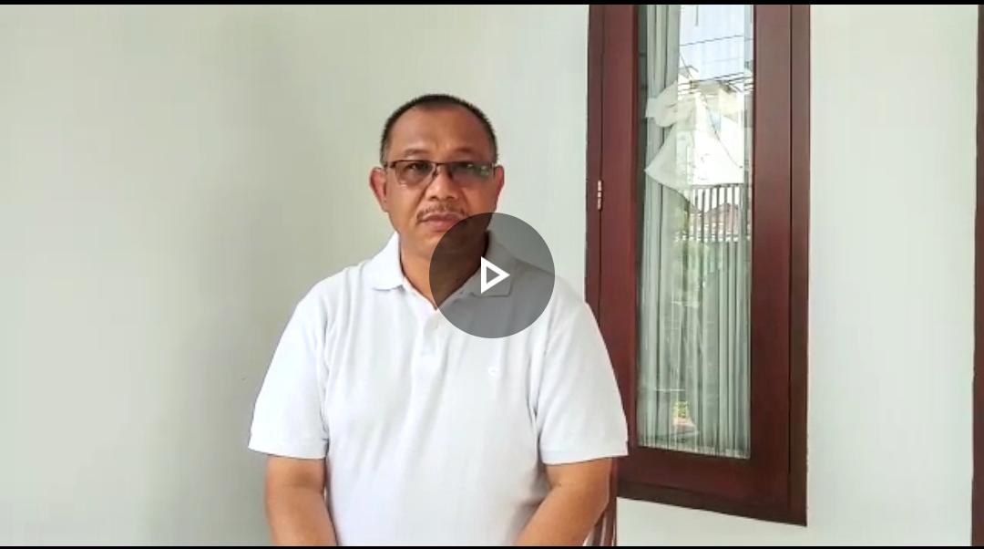 Pelaksana Tugas Wali Kota Medan Akhyar Nasution meminta perantau asal Medan tidak mudik untuk memutus mata rantai penularan Covid-19. Foto: Screenshoot