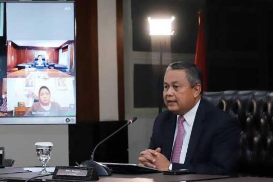 Gubernur Bank Indonesia (BI) Perry Warjiyo. Foto: Divisi Komunikasi Bank Indonesia