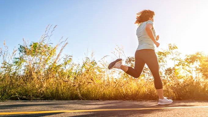 Berolahraga rutin dapat meningkatkan daya tahan tubuh Foto: Ist