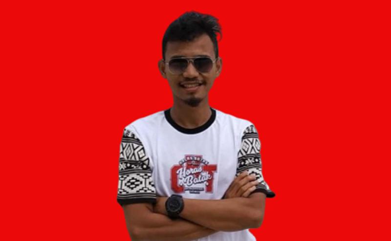 Arif Daniel Purba. Foto: Dok Pribadi