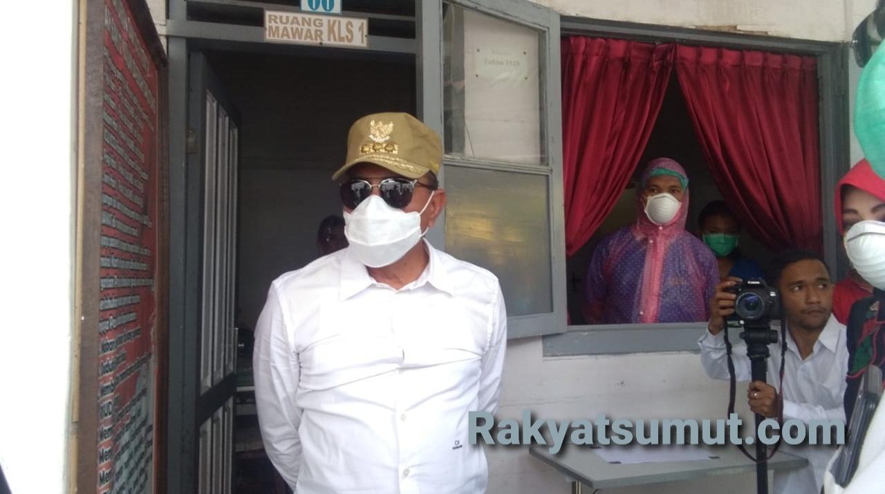 Gubernur Sumut Edy Rahmayadi. Foto: Rakyastumut.com/ Paska Marbun
