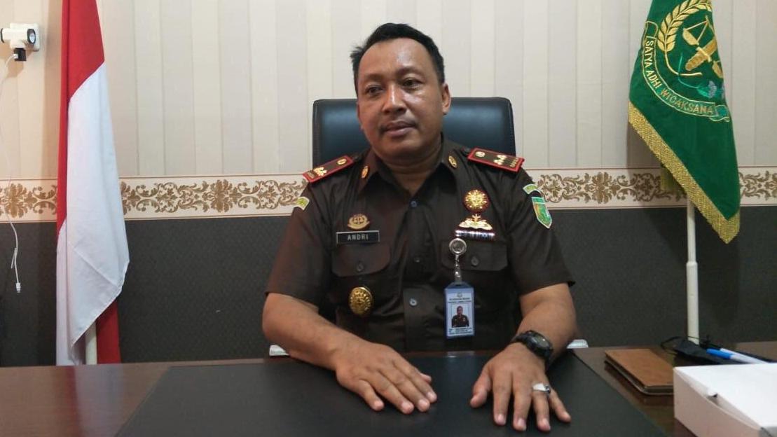 Kajari Paluta, Andri Kurniawan. Foto: Istimewa.