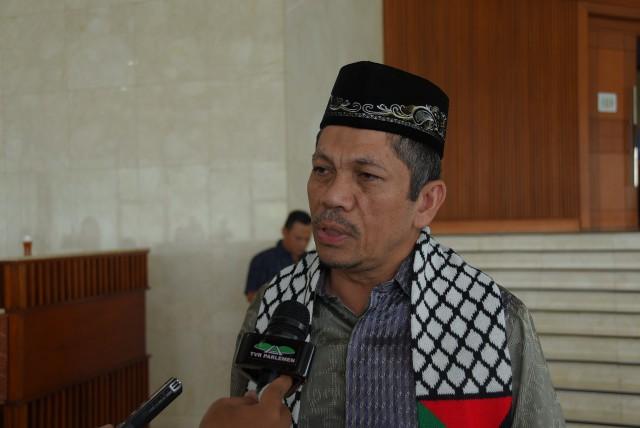 Komisi VIII DPR RI dari Fraksi PKS H. Iskan Qolba Lubis. Foto: istimewa