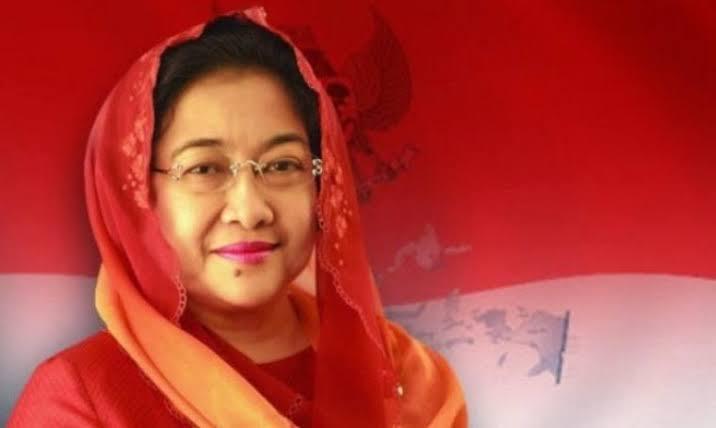 Ketua Umum PDI-Perjuangan, Megawati Soekarnoputri. Foto: kesatu.co