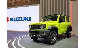 Ilustrasi Suzuki. Foto: Tribunjualbeli