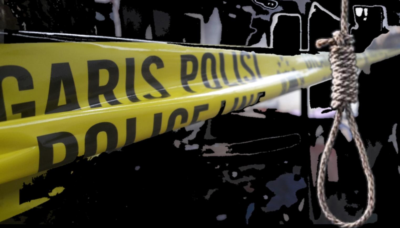 Ilustrasi bunuh diri. Foto: Rakyatsumut.com