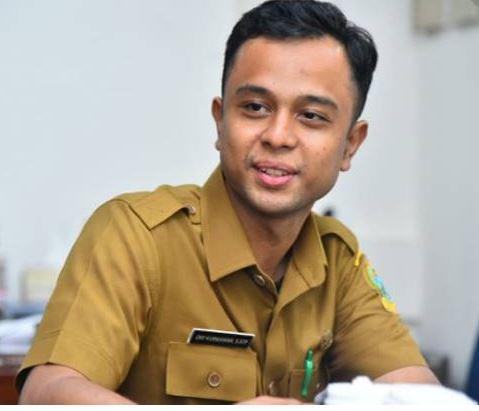 Ajudan Wagub Sumut, Ori Kurniawan. Foto: Istimewa