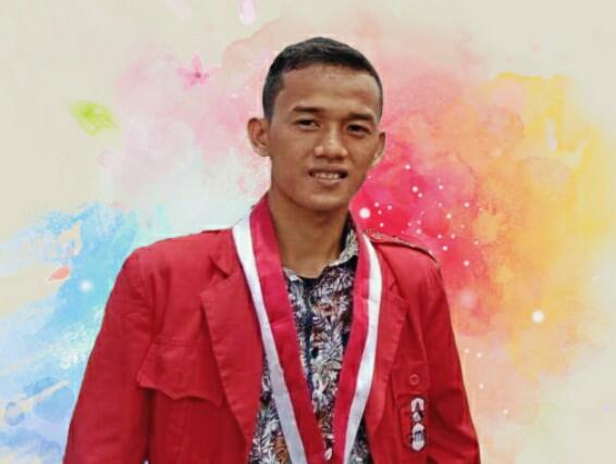 Joko Puryanto Mendrofa, ketua cabang GMNI Gusit-Nias. Foto: istimewa
