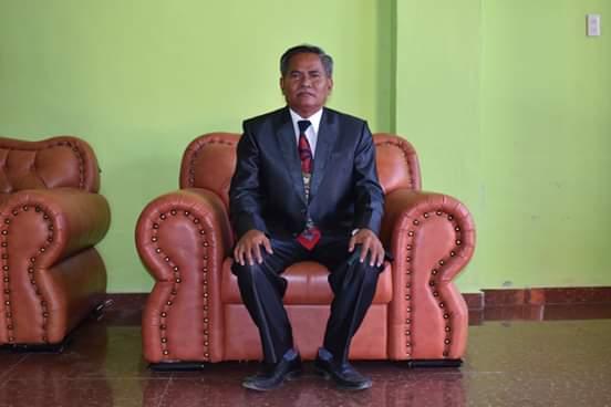 Simion Diparuma Harianja, akademisi bergelar Doktor di IAKN Tarutung. Foto: istimewa