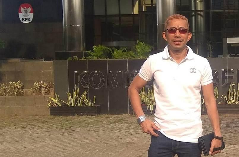 Aktivis 98, Syarifuddin Lubis akrab disapa Acil. Foto: Istimewa