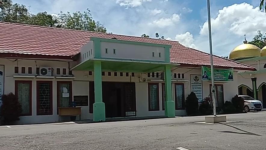 Kantor Kemenag Paluta. Foto: Istimewa