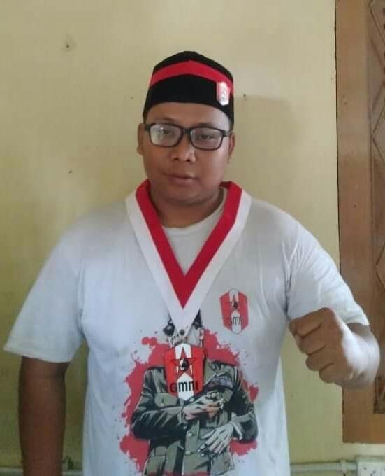 Bayu Anggoro, Ketua DPC GMNI Binjai. Foto: Istimewa