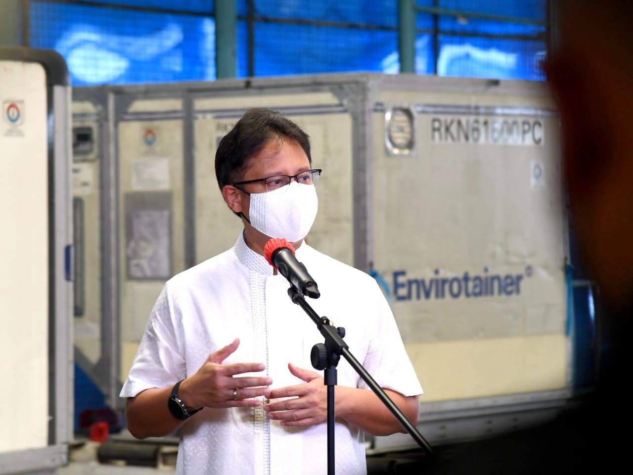 Menteri Kesehatan, Budi Gunadi Sadikin. Foto: istimewa