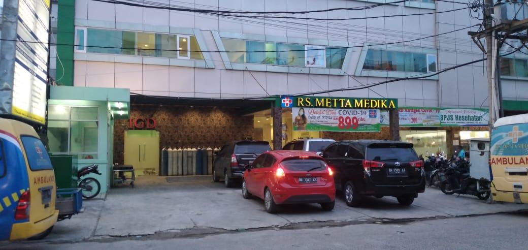 RS Metta Medika Sibolga. Foto: istimewa